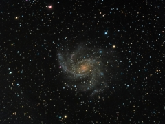 NGC6946 Fireworks Galaxy